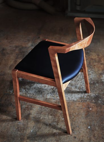 Miyama chair armless